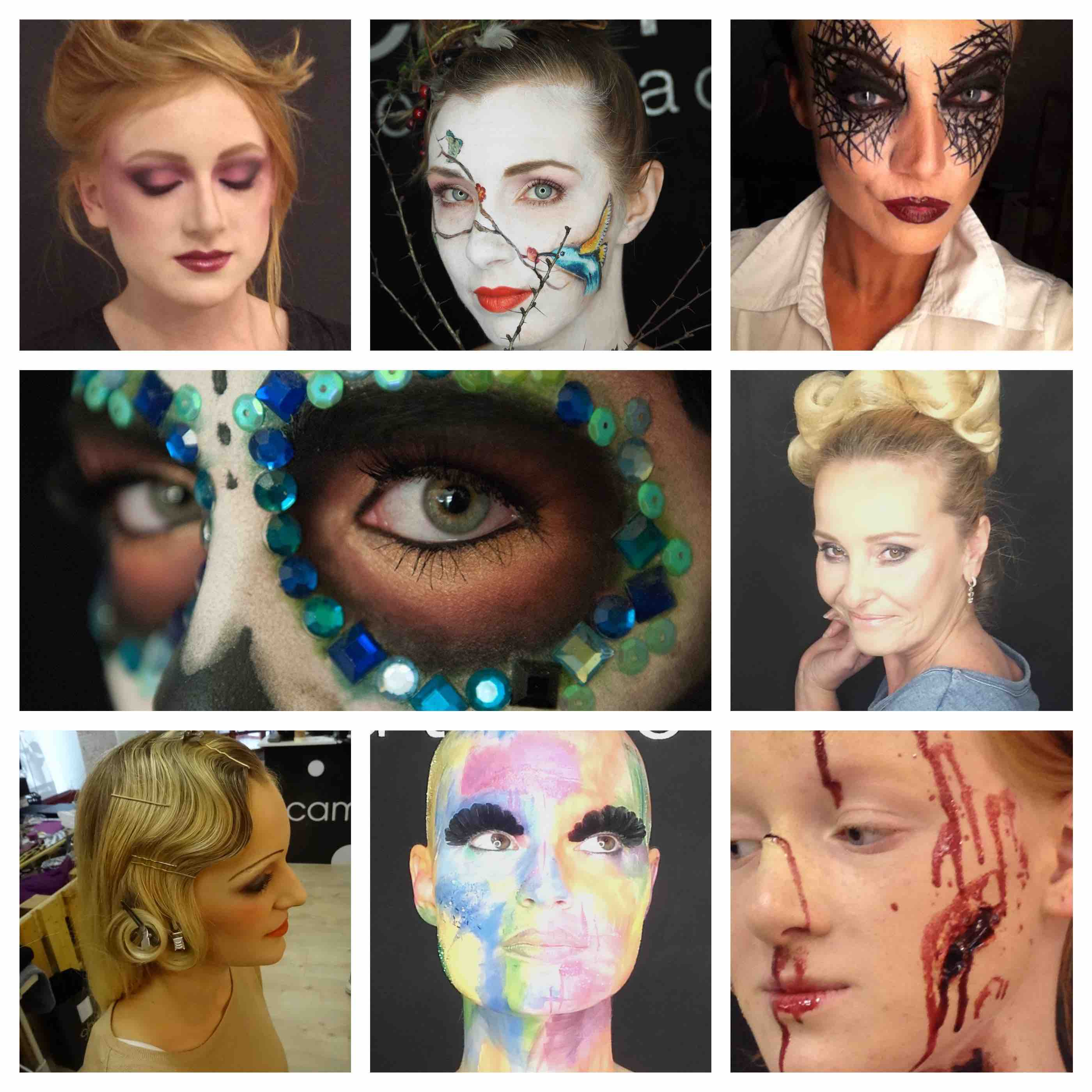 3 Collage MUA